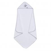 Capa de baño Dakota Blanco